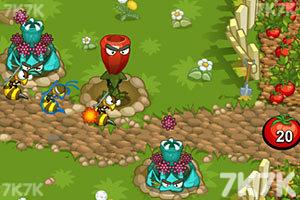 《花园塔防战无敌版》游戏画面2