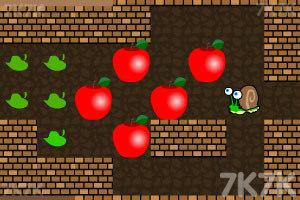 《小蜗牛推苹果2》游戏画面5