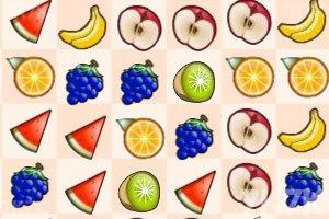 《水果对对碰》游戏画面1