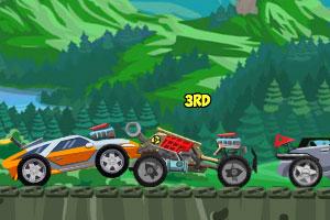 《改装车大赛》游戏画面1