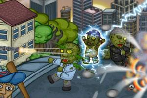 《最后的僵尸攻城无敌版》游戏画面1