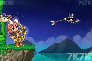 《魔法弓箭手》游戏画面2