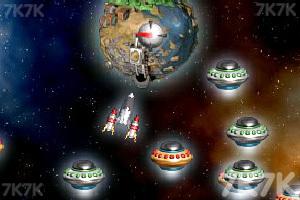 《宇宙战争》游戏画面2