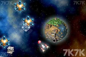 《宇宙战争》游戏画面3