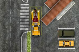 《强力拖车2无敌版》游戏画面1