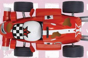 《卡通F1维修站》游戏画面1