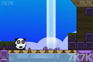 《喝醉酒的熊猫》截图1