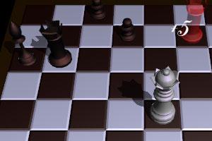《国际象棋白皇后》游戏画面1