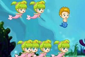 《美人鱼吃吃吃》游戏画面1