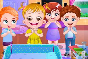 《可爱宝贝照顾弟弟》游戏画面2
