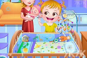 《可爱宝贝照顾弟弟》游戏画面5