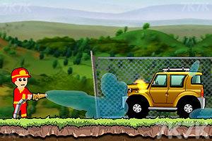 《英勇消防员》游戏画面2