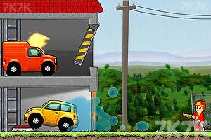 《英勇消防员》游戏画面3