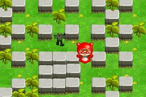 《泡泡堂之僵尸来了无敌版》游戏画面1