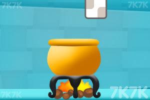 《送番茄下油锅》游戏画面3