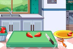 《七彩水果生日蛋糕》游戏画面3
