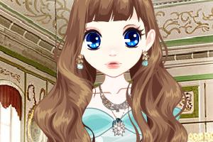 《森迪公主晚礼服舞会》游戏画面1