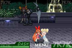 《暴强美眉格斗1.0版》游戏画面2