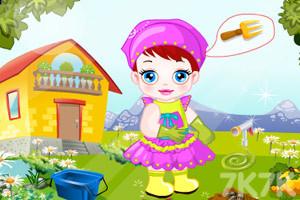 《卢卢娃当园丁》游戏画面4