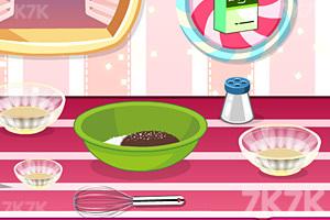 《美味巧克力草莓蛋糕》游戏画面3