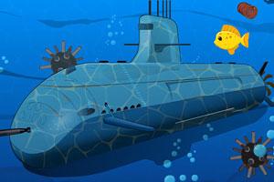 潜水艇驾驶
