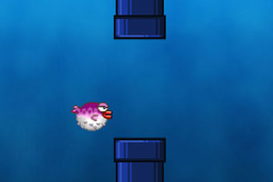 《深海鱼儿跳跃》游戏画面1