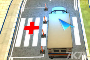 《3D救护车紧急驾驶》游戏画面3