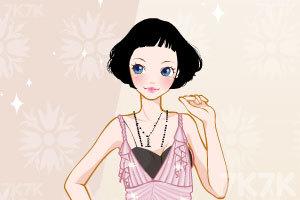《千金小姐换装》游戏画面3