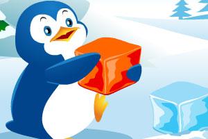 《企鹅冰块泡泡龙》截图1
