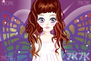 《蝴蝶仙女换装》游戏画面3