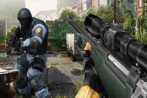 《街头警匪枪战3》游戏画面1