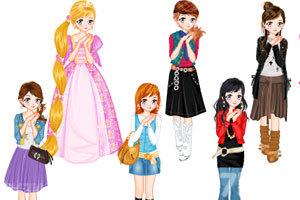 《公主的白马王子》游戏画面3