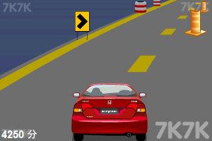 《本田赛车》游戏画面3