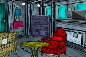 《逃离船屋》游戏画面1