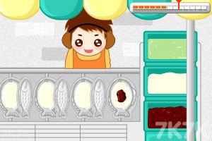 《烤制美味雕鱼烧》游戏画面3