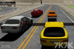 《3D蝰蛇赛车》截图2