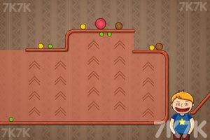 《吃货吃糖豆加强版》游戏画面4