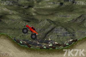《怪物卡车越野》游戏画面1