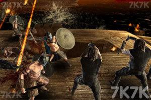 《300勇士:帝国崛起》游戏画面1