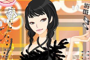 《妩媚MM化妆》游戏画面4