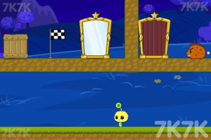 《7仔镜子森林》游戏画面2