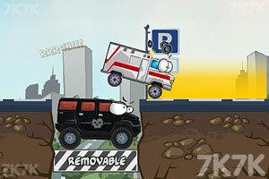 《奇趣撞车3》游戏画面3