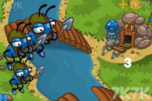 《蚂蚁部落之战》游戏画面2
