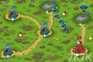 《蚂蚁部落之战》游戏画面4