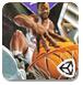 美國街頭籃球練習