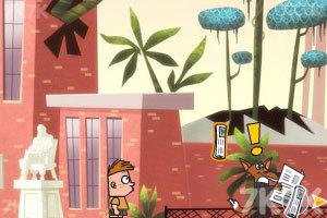 《猴子邮递员》游戏画面5