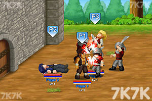 《英雄大作战V0.7终极无敌版》游戏画面8