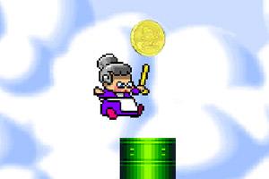 《像素奶奶》游戏画面1