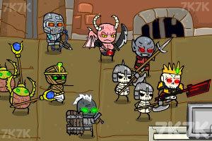 《地下城英雄大乱斗》游戏画面1