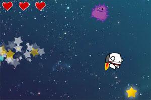 《太空飞跃》游戏画面1